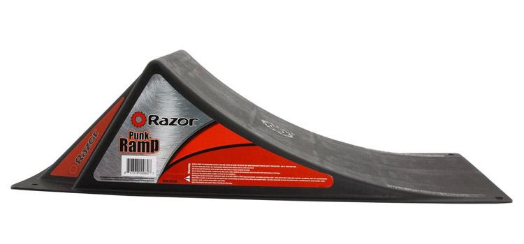 Razorの携帯ジャンプランプ、スタントランプ