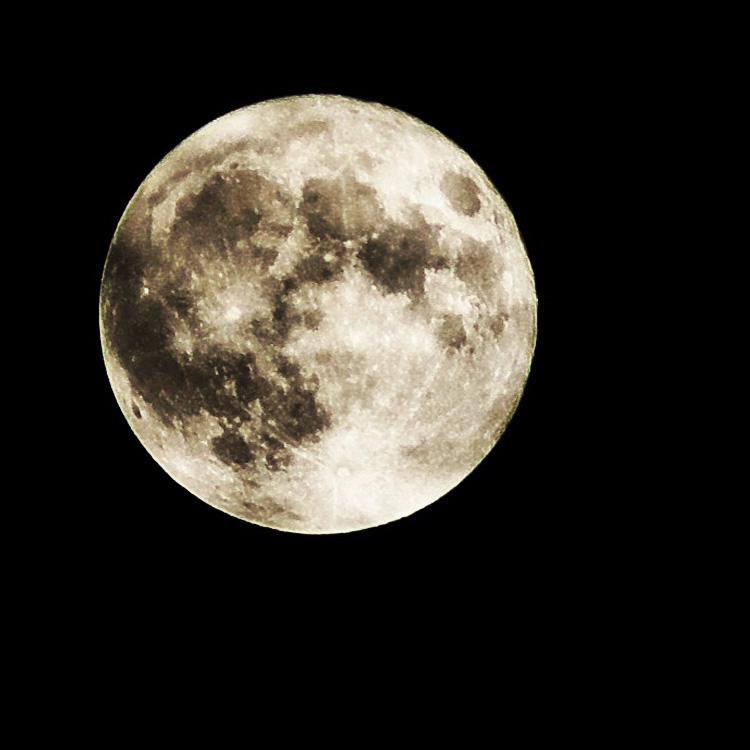 スーパームーン 中秋の名月