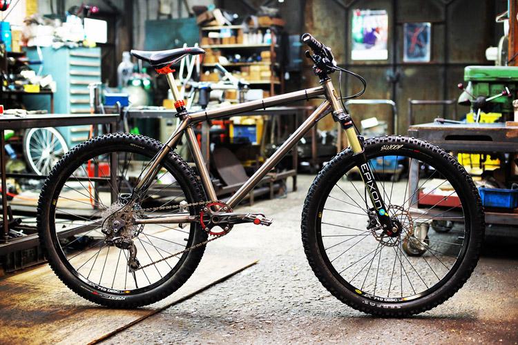 MTB マウンテンバイク YAMADORI 2nd 26