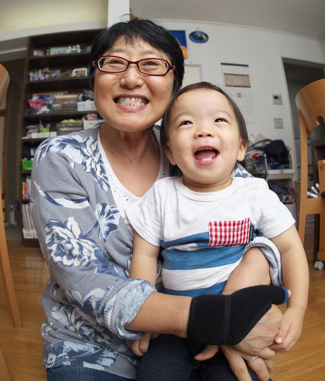 叶大と叔母さん