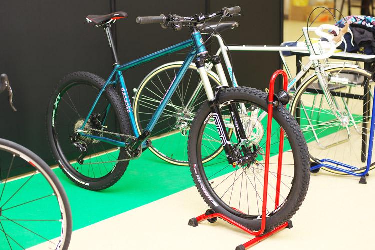 ハンドメイドバイシクル展2016 あぶくま自転車工房