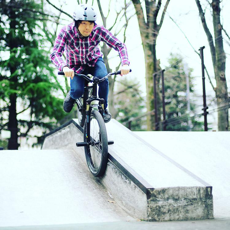 サモ世田谷公園SLスケートパークサモスミスグラインド