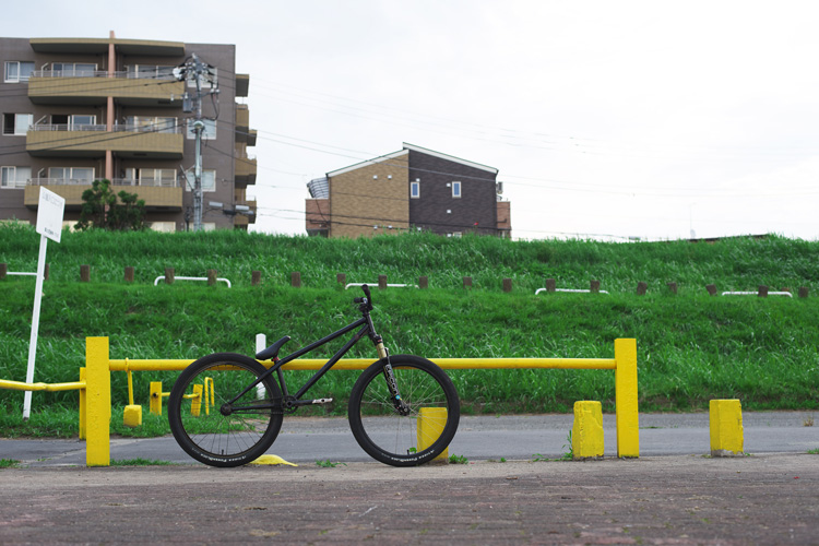 TUBAGRA SHAKAバイク