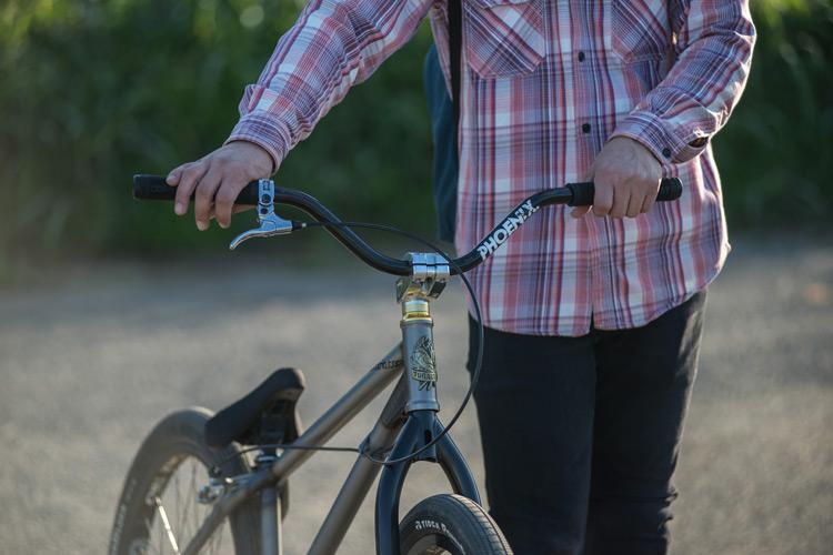MさんのTUBAGRA SHAKA 24バイク