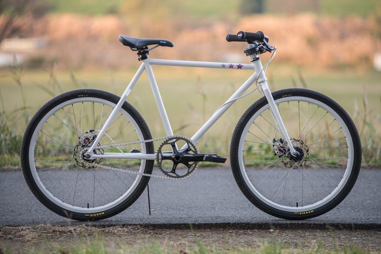 24インチホイールの激レアファニーバイク「小鉄(CO-TEZ)」