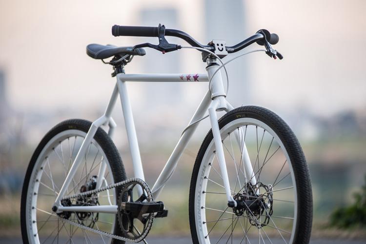 24インチホイールの激レアファニーバイク「小鉄(CO-TEZ)」KAOSTEM