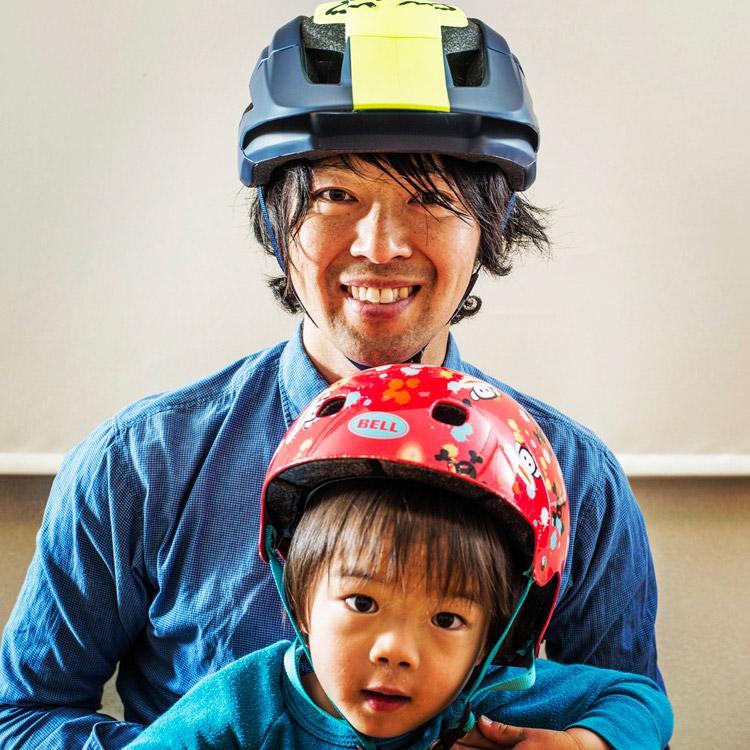 FOX METAH HELMET フォックス メタ ヘルメットを被ったサモとBELLのヘルメットを被った叶大