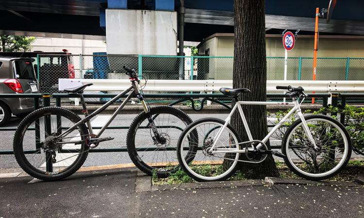 24インチホイールの激レアファニーバイク「小鉄(CO-TEZ)」とcroMOZU275 4th