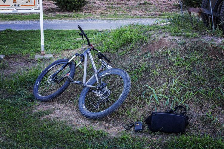 croMOZU275 4th 多摩川河原サイクリングコース ヒップ