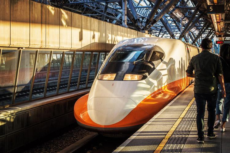 台湾高速鉄道 台湾新幹線 700T