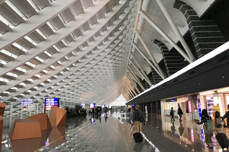 台中バイクウィーク2017 台湾桃園国際空港