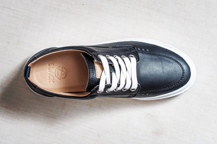 SLACK FOOTWEAR STARION BLACK