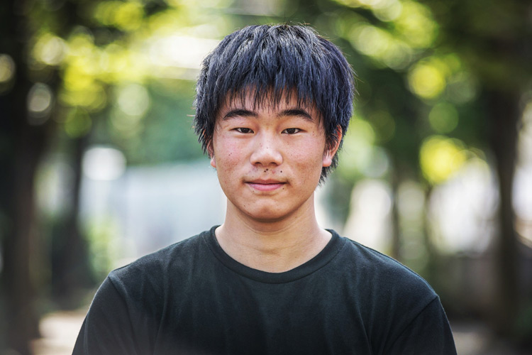 トライアラー尾又太一(Omata Taichi)君がTUBAGRAに加入 OPENER trMOZU