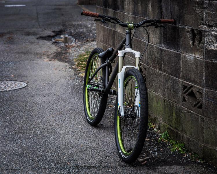 ウィルバイシクル Will bicycle 試乗車 akaMOZU