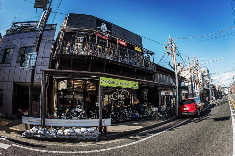 影山輪業 横須賀 上町店