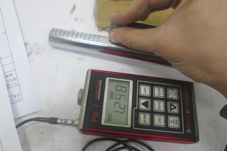 TUBAGRAオリジナルハンドルバーの改良版サンプル