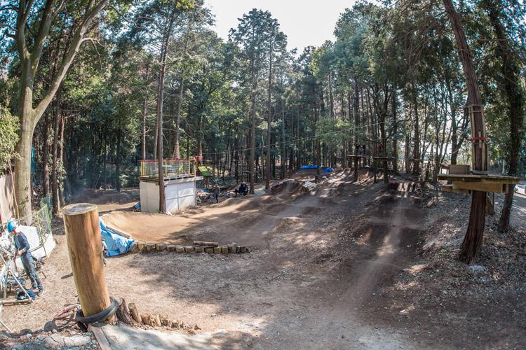 柏しょうなんゆめファーム BMXミニコース&Trails