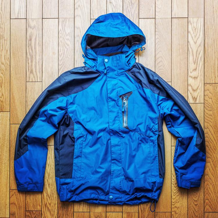 ZOZOTOWNで買ったマウンテンジャケット