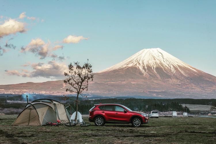 ふもと っ ぱら キャンプ 場