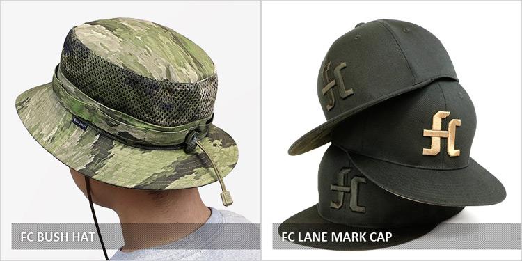 FULLCLIPの帽子