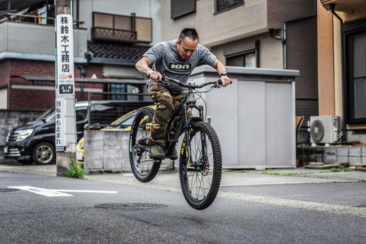 ウィルバイシクル Will bicycle 試乗車 EVIL FOLLOWING MB