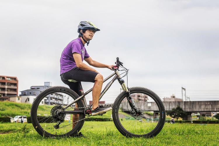 croMOZU275 5th 多摩川河原サイクリングコース