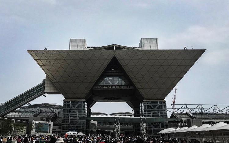 東京ビックサイト コミケ 国際展示場駅