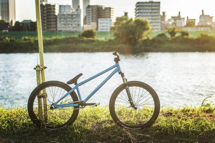 SHAKA24 多摩川河原サイクリングコース