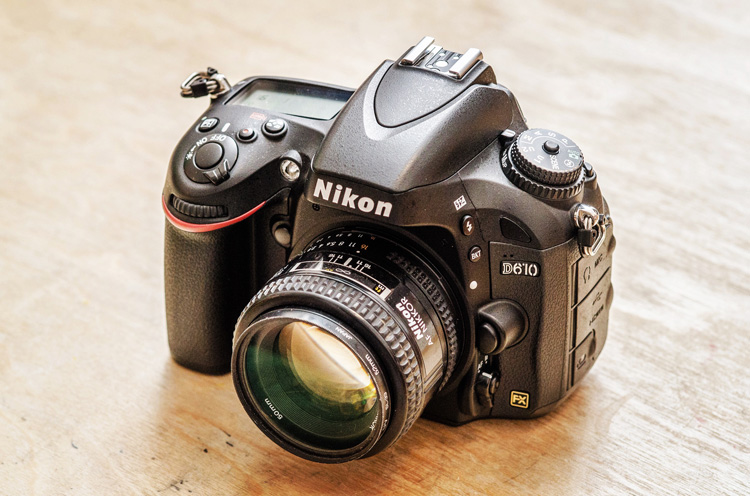 Nikon D610 買ったの4台目です