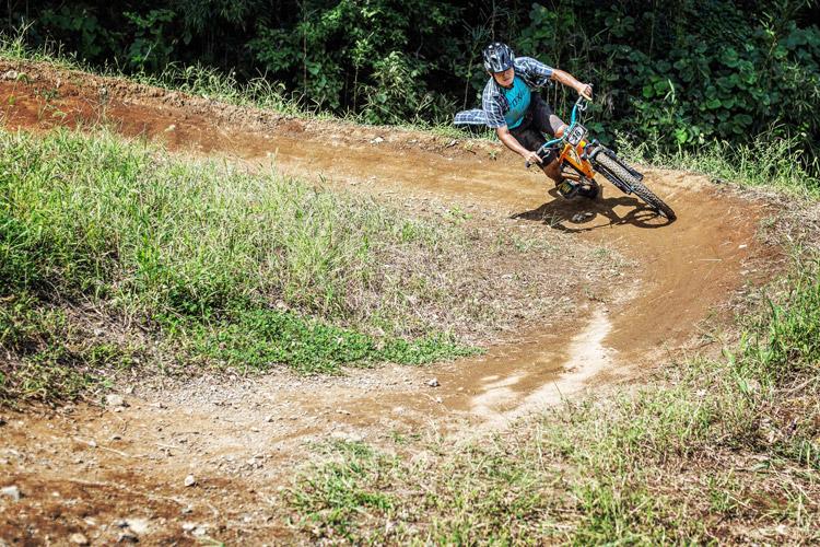 スマイルバイクパーク SBP スラロームコース