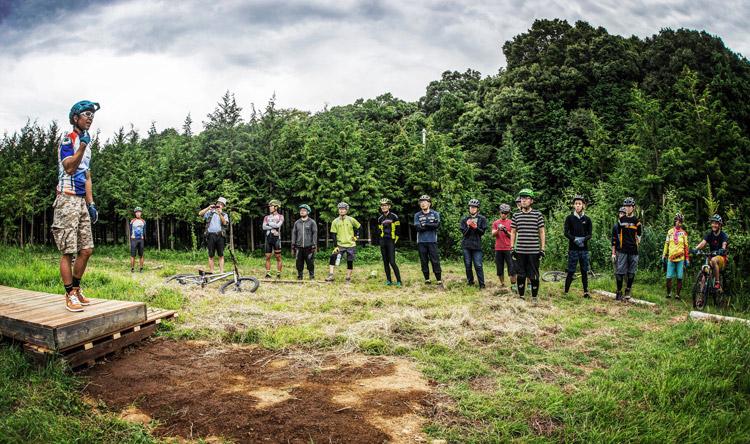 小田原 FOREST BIKE フォレストバイク 日本マウンテンバイク協会の指導者養成講座