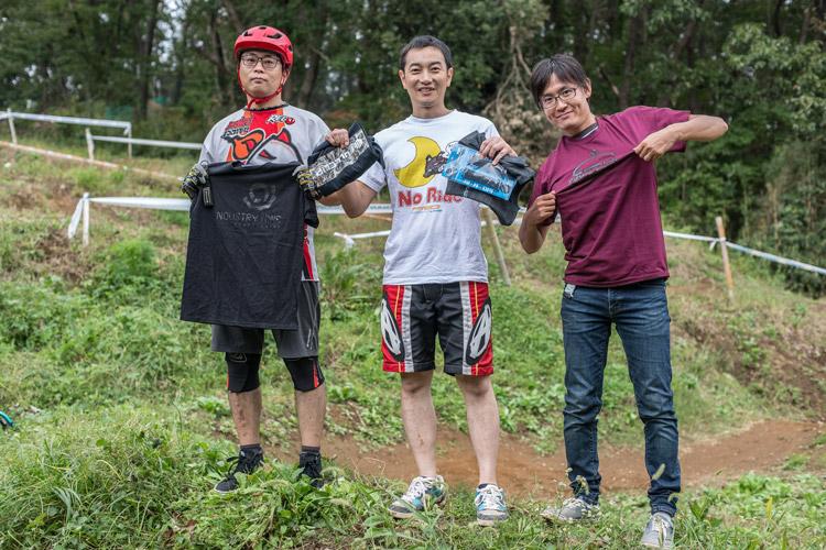 スマイルバイクパーク SMILEBIKEPARK 2018 AUTUMN SESSION パンプトラック ビギナークラス表彰