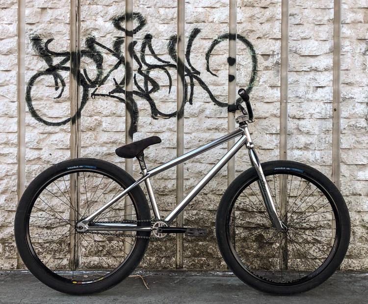 バイクチェックコンテスト たろうさん NS bikes suburban