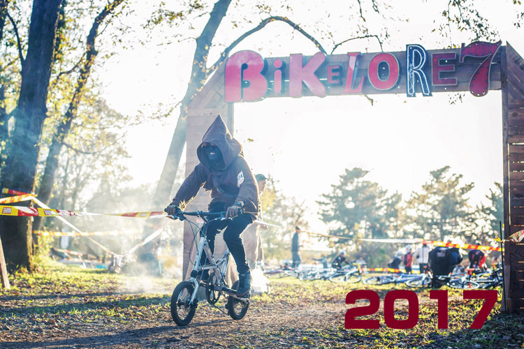 秋ヶ瀬の森バイクロア8 レース オウルクラス