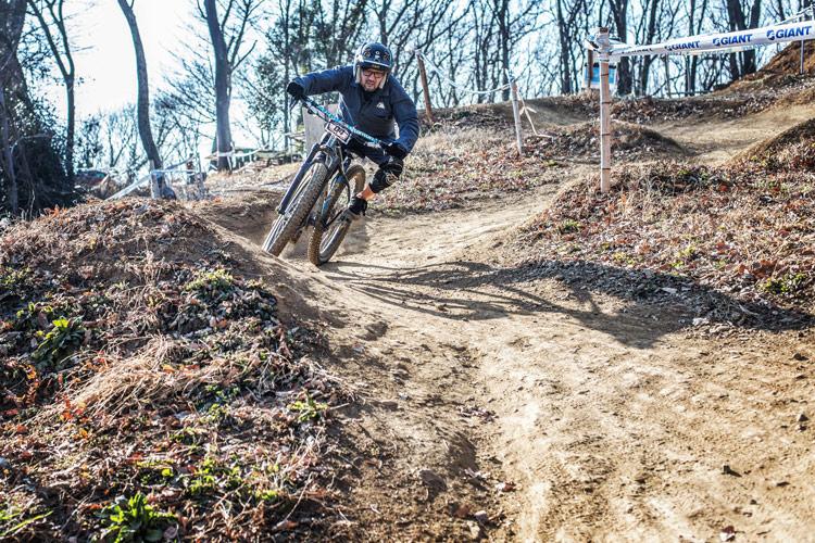 スマイルバイクパーク スラロームコース Alternative Bicycles オルタナティブ バイシクルズ 北澤さん