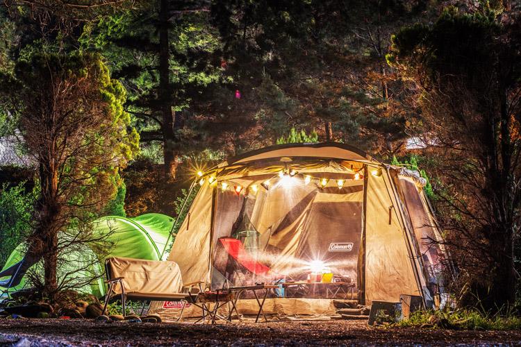 小田原なみのこ村キャンプ場