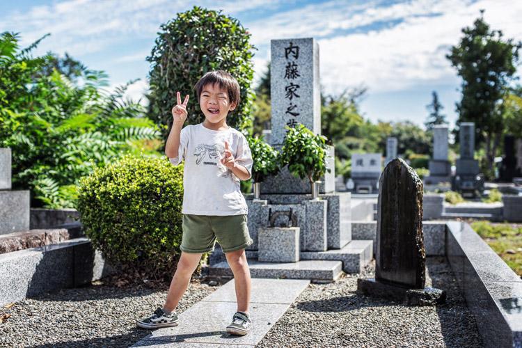 多磨霊園 墓参り 叶大