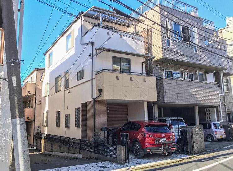 多摩川丸子橋 台風19号 翌朝 無事だった自宅
