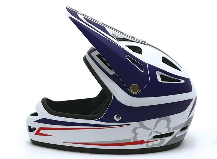 ヨツバサイクル フルフェイスヘルメット ホールショット ヘルメット