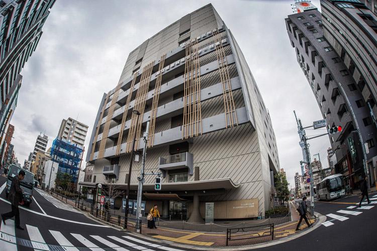 第5回サイクルパーツ合同展示会 東京都立産業貿易センター・台東館