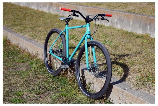 Pepcycles NS-S1