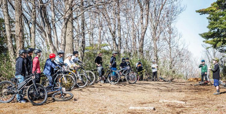 スマイルバイクパーク SBP カッティースクール2