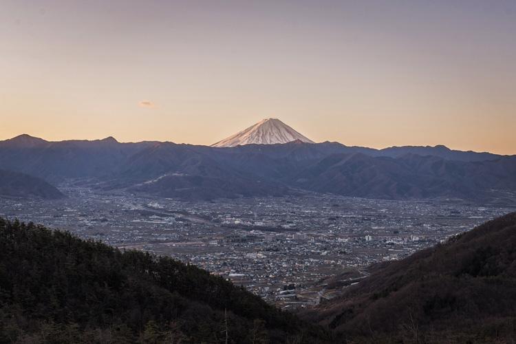ほったらかしキャンプ場 家族キャンプ 富士山