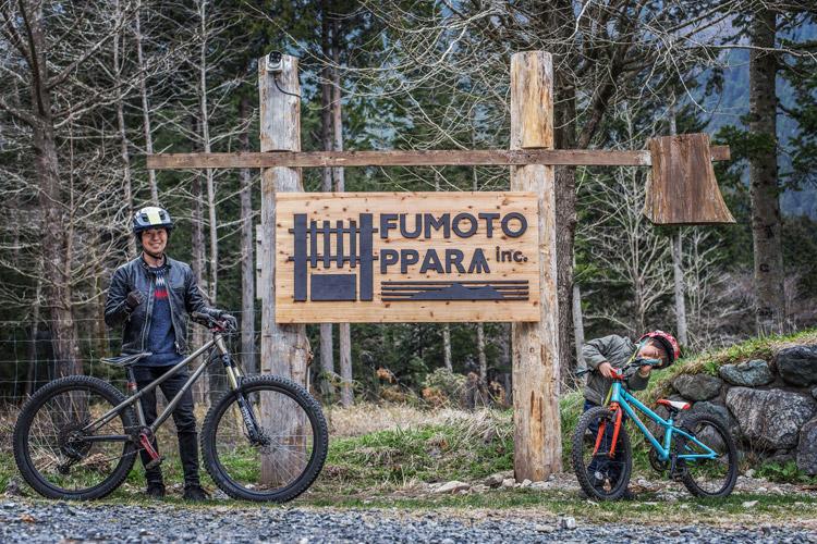 麓キャンプ場 ふもとっぱらキャンプ場 オートキャンプ croMOZU275 ヨツバサイクル