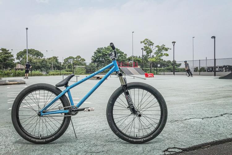 城南島海浜公園スケートパーク SHAKA24