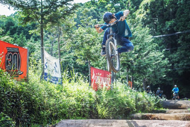 小田原フォレストバイク 連ジャンセッション