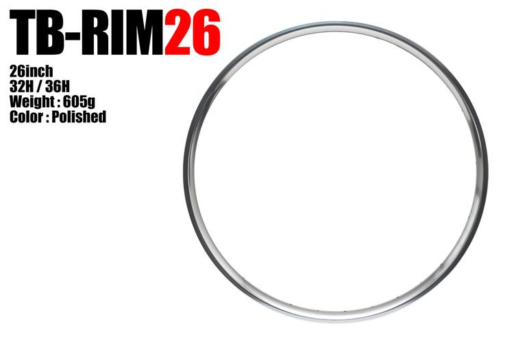 TB-RIM polishs ポリッシュ 26インチ