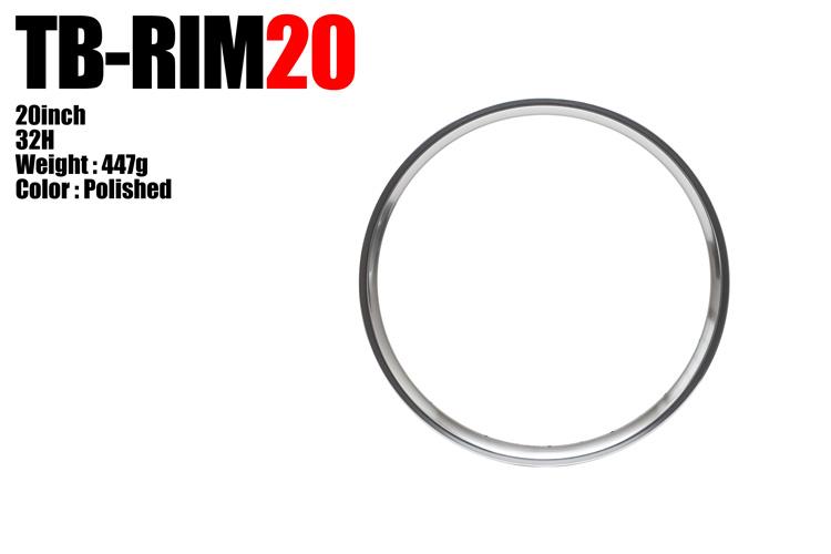 TB-RIM polishs ポリッシュ 20インチ