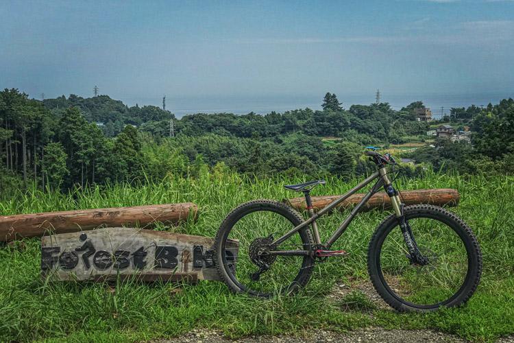 小田原フォレストバイク croMOZU275