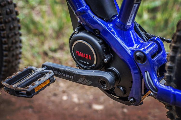 スマイルバイクパーク YAMAHA eMTB YPJ-MT Pro